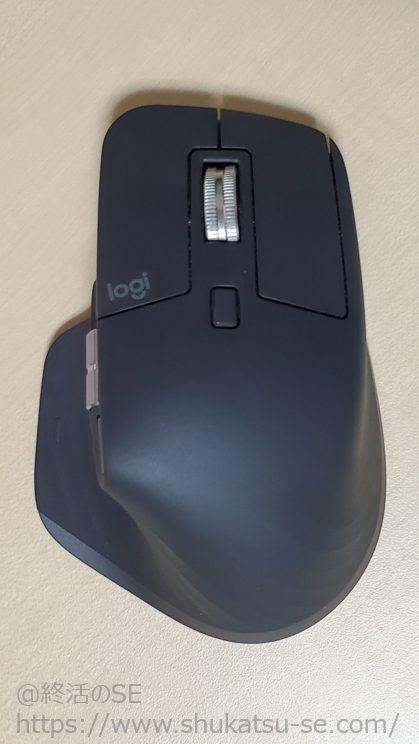 レーザー式マウス表