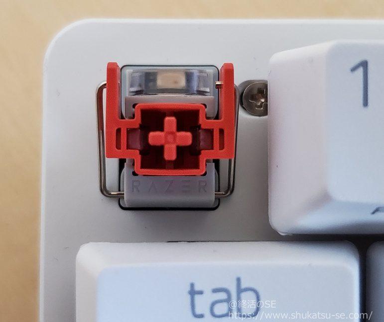 Razer Huntsman Mini  キーボードのオプティカルスイッチ第2世代